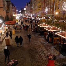 Marché de Noël à Wroclaw (04.12)