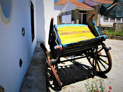 Horse cart  of Alentejo