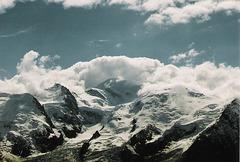Le Mont Blanc (Alt. 4810 m)