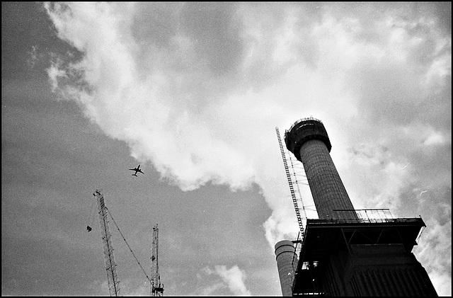Aircraft. Battersea.
