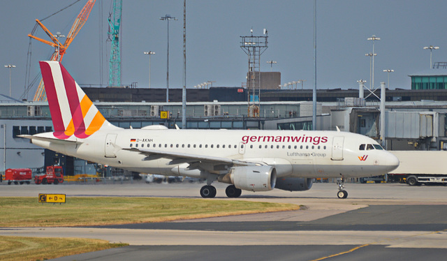 Germanwings AKNH