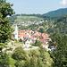 Weisenbach-Au im Murgtal