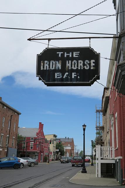 Iron Horse Bar