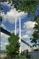 Strelasund neue Brücke
