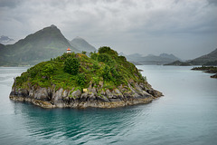 rainy island