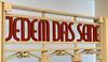 Jedem Das Seine (2) - 19 January 2015