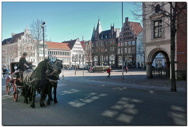 Kutsche   Marktplatz