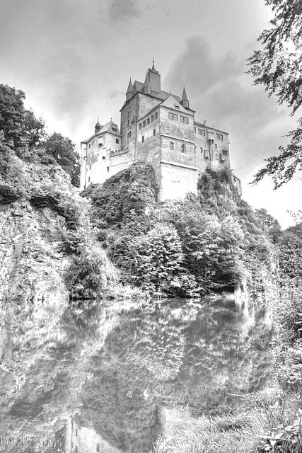 Burg Kriebstein - Sachsens schönste Ritterburg overexposed