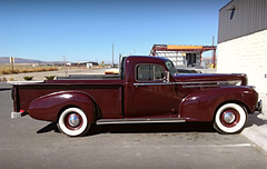 1941 Hudson pickup 3/4 ton