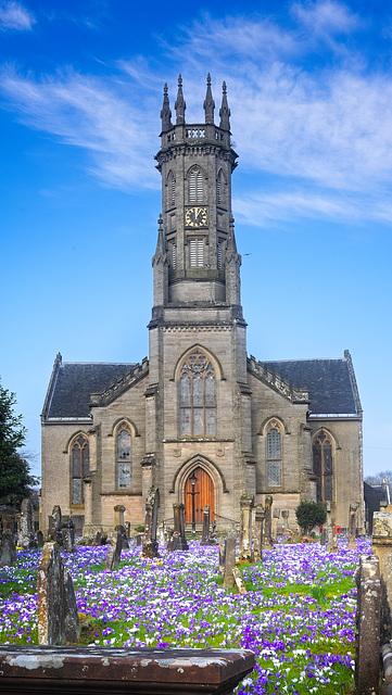 Rhu and Shandon Parish Church, Rhu near Helensburgh