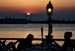 Venice: the final evening