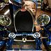 Il bel muso della Bugatti 40 (1928)