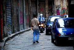 Unterwegs in der Altstadt von Palermo
