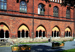 LV - Riga - Cloister of the Cathedral