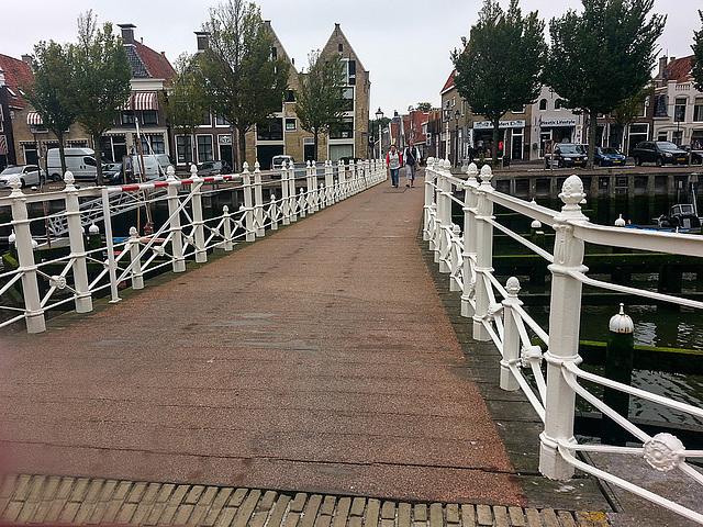 20140906 006Hw [NL] Raadhuissteeg, Harlingen; (Terschelling)
