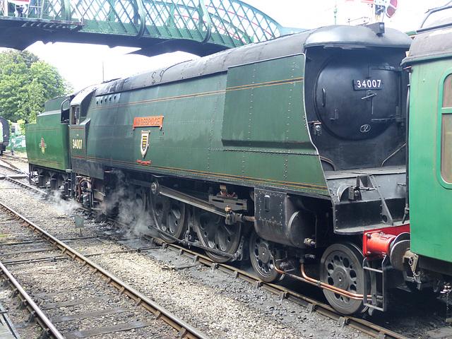 Mid-Hants Railway Summer '15 (10) - 4 July 2015