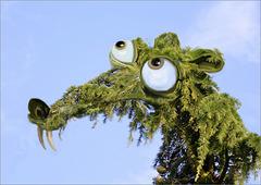 Troll Scrat vert
