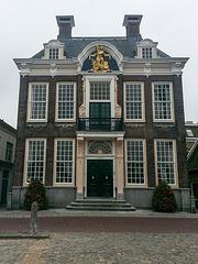 20140906 005Hw [NL] Raadhuis, Harlingen (Terschelling)