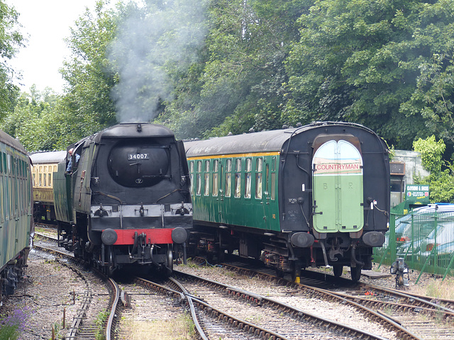 Mid-Hants Railway Summer '15 (11) - 4 July 2015