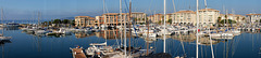 FREJUS: Panoramique de Port-Fréjus 01