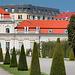 Schloss Belvedere - Am Unteren Belvedere