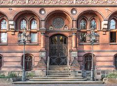 Oberlandesgericht ehemals Ständehaus in Rostock - HFF