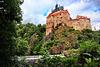 Burg Kriebstein an der Zschopau