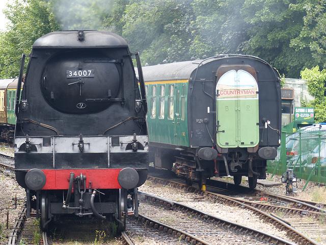 Mid-Hants Railway Summer '15 (12) - 4 July 2015