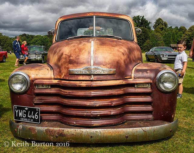 1951 CHEVROLET V8