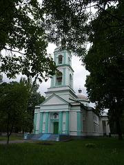 Воскресенская церковь, Остер / Resurrection Church, Oster