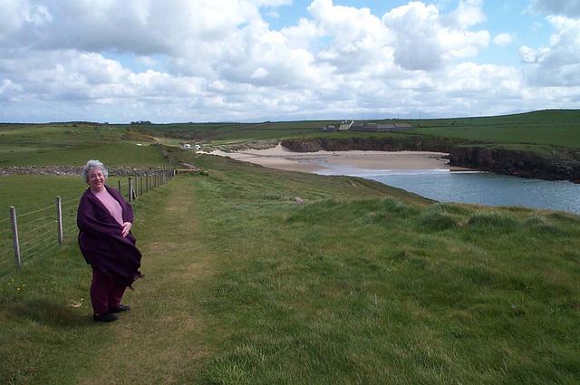 Pretty bay Anglesey2