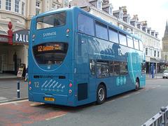DSCF9813 Arriva Cymru CX14 BXL