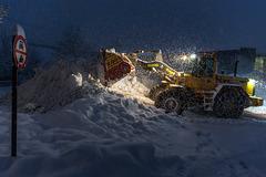 Dumping the Snow