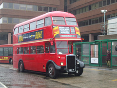 DSCF1253 Amersham & District Motorbus Society Running Day at Watford Junction - 8 Apr 2018