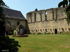 L'Abbaye de l'île Chauvet