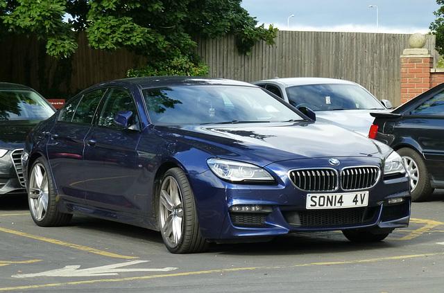 BMW 640d - 31 August 2016