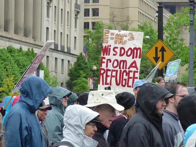 wisdom from a refugee