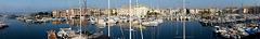 FREJUS: Panoramique de Port-Fréjus 02.