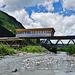 Ein Naturschutzzentrum auf der Brücke - A nature conservation center on the bridge
