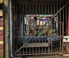 Through The Gate......