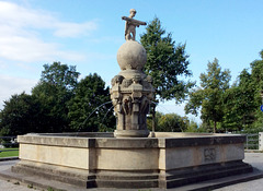Zeppelinbrunnen