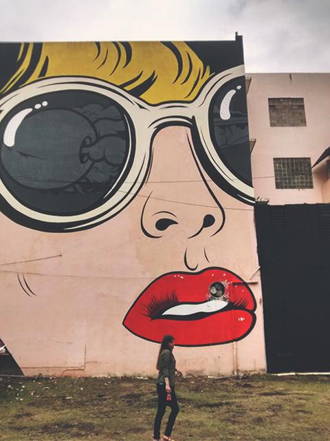 urban art & lauren
