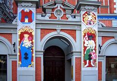 LV - Riga - House of Blackheads details