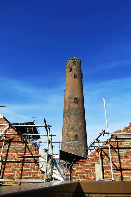 shot tower, chester
