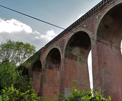 lullingstone viaduct,  kent