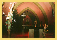 Solemnity of Easter...............(Holy Hart Church)