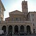 Santa Maria in Trastevere, June 2012