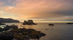 St Abbs Sunset