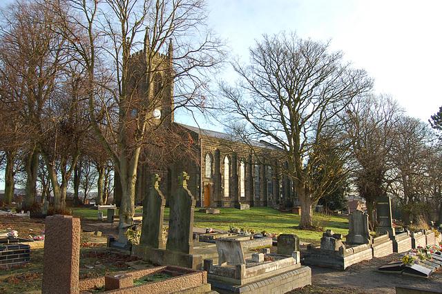 St Andrew's Church, Highbridge Road, Netherton, Dudley, West  Midlands