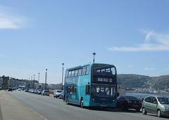 DSCF9771 Arriva Cymru CX14 BXF